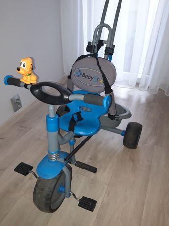 Rowerek trójkołowy dla dzieci