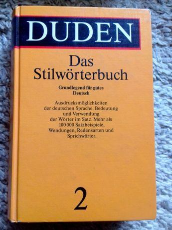DUDEN 2: Stilwörterbuch