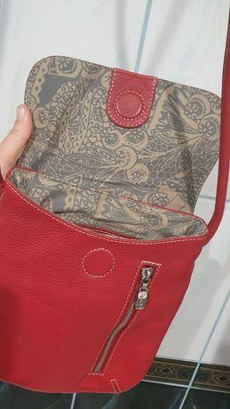 Новая кожаная сумка  Tignanello.