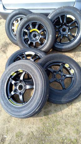 докатка запаска 16/17/18  5Nissan Suzuki Kia Mazda Honda Ford Hyundai