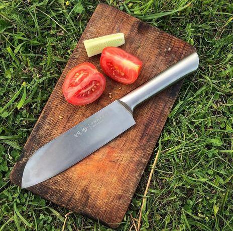 РАСПРОДАЖА/Японский кухонный нож сантоку