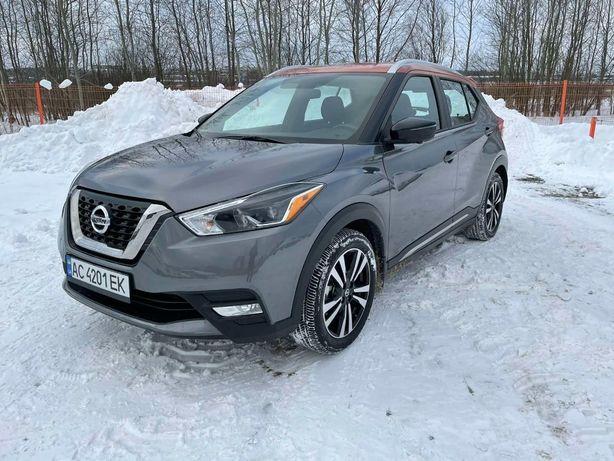 Продам авто Nissan Kicks SR 2018