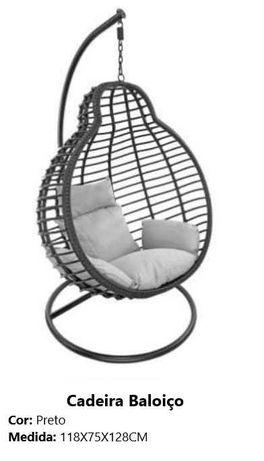Cadeira Baloiço para Jardim
