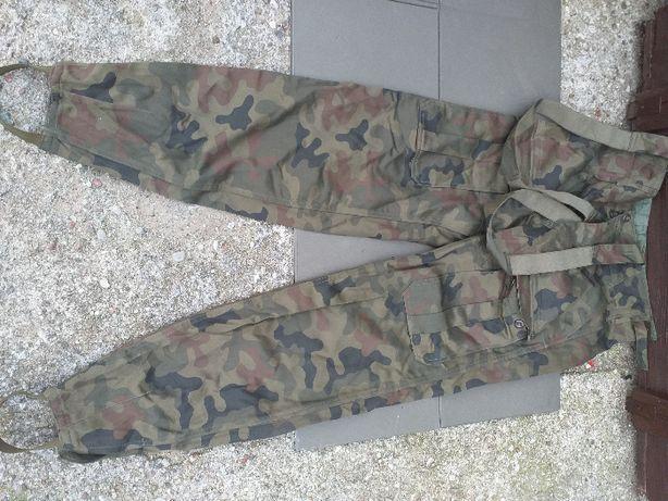 Spodnie wojskowe WP 127 mon