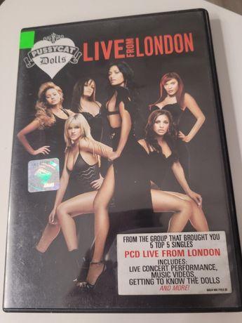 Płyta DVD Pussycat Dolls Live from London