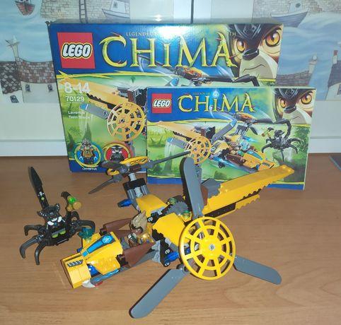 Zestaw Lego Chima Lavertus' Twin Blade 70129