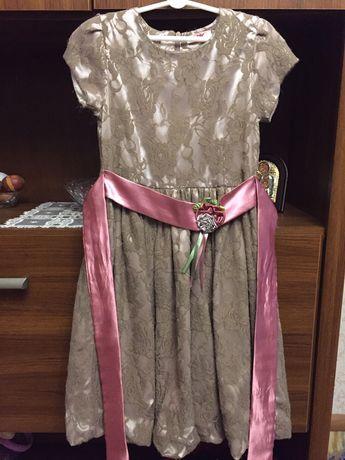 Плаття, платье нарядне 5-6 років