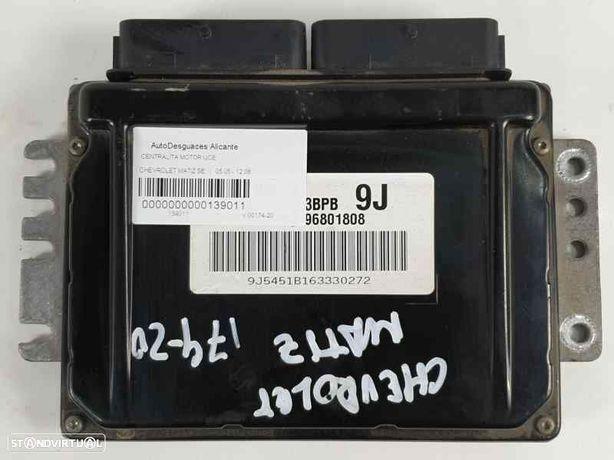 5WY5451B Centralina do motor CHEVROLET MATIZ (M200, M250) 1.0