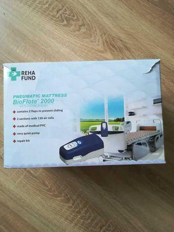 Materac przeciwodleżynowy pneumatyczny bąbelkowy BioFloteTM 2000