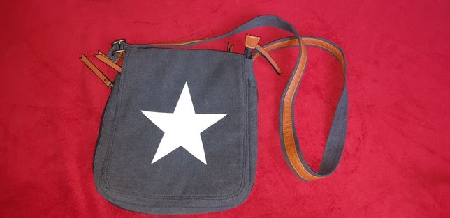 Nowa torebka z gwiazdką