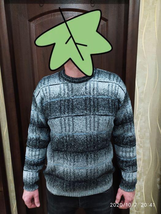 Теплый мужской свитер Александрия - изображение 1