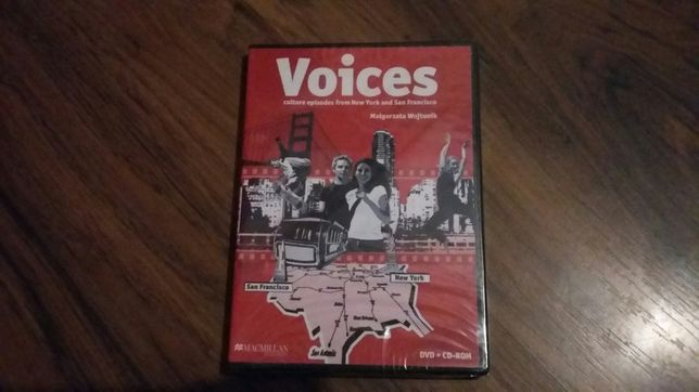 Voices - culture episodes from New York and San Francisco