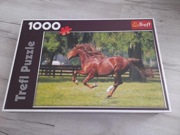 Trefl Puzzle/ Koń