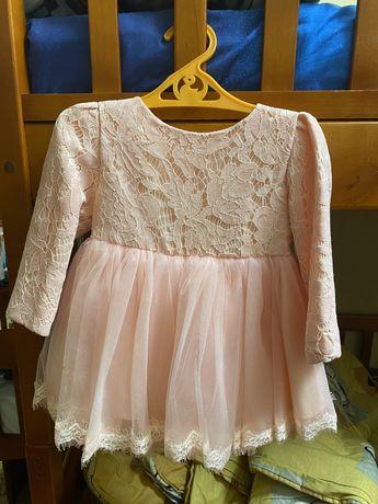 Красивейшее платье для девочки