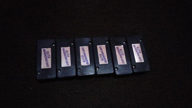 Łącznik connection box kabli sieciowych CAT6+STP