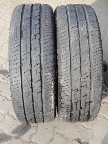 215/65R16C Continental Vanco2 109/107R