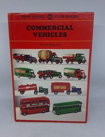 Książka - modele samochodów ciężarowych, dostawczych i autobusów