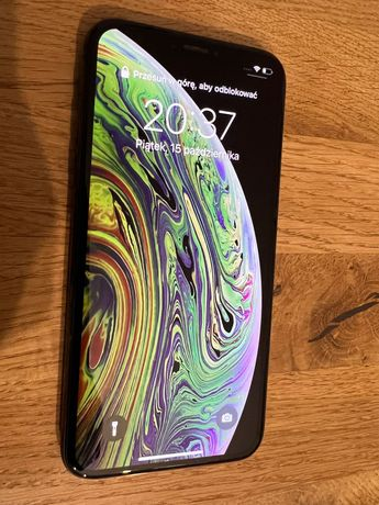 iPhone XS 256 GB - jak nowy