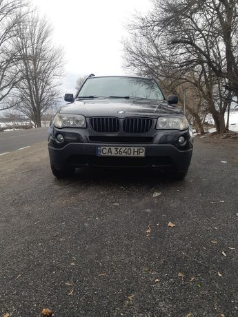BMW X3 2007 год е83