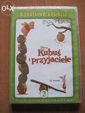 Kubusiowa kolekcja Kubuś i przyjaciele film DVD