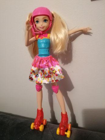 Barbie Lalka Video Game Hero Na Wrotkach