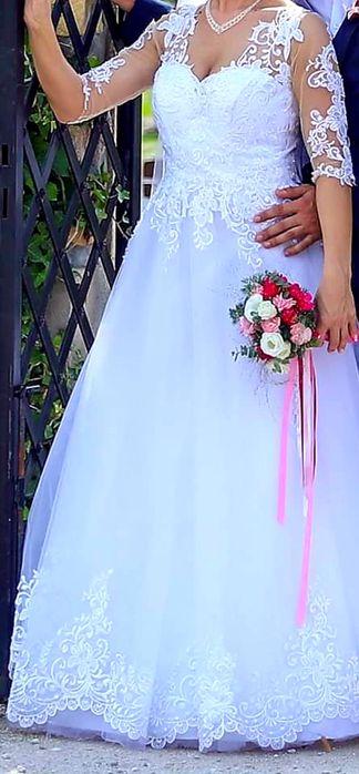 Sprzedam piękną Suknię Ślubną Prochowice - image 1