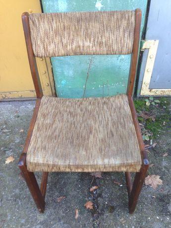 krzesla z epoki prl sztuk 2