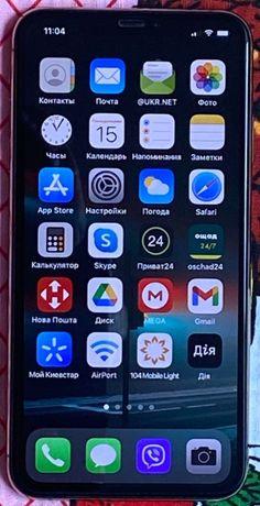 iPhone XS Max - 256Gb gold, идеальный + подарки