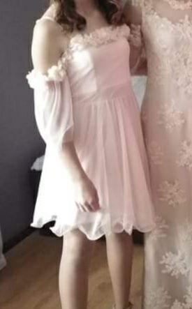 Sukienka dzięwcząca