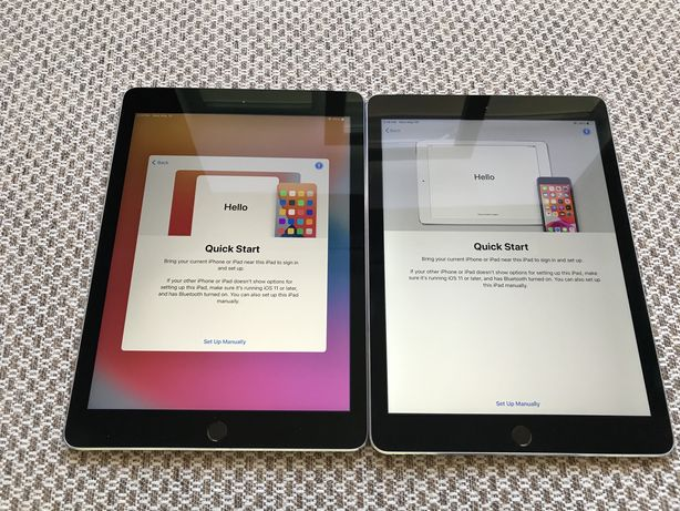 Лот из Apple 2 iPad Air 2 поколения iCloud