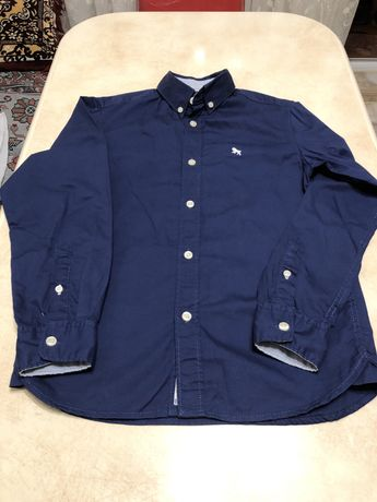 Рубашки на мальчика длинный,короткий рукав 146-152