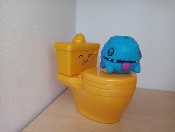 Pooparoos toaleta z  niespodzianką