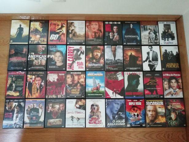 Lote 35 Filmes DVD com selo IGAC