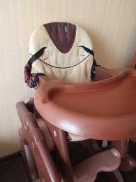 Дитячий стілець трансформер