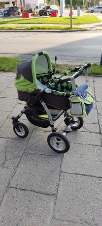 Wózek dziecięcy + spacerówka