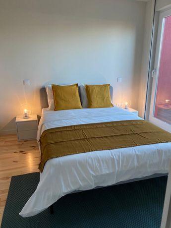 Alugo apartamentos Novos na cidade do Porto.