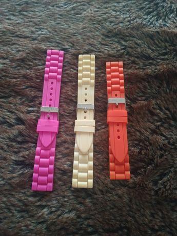 Conjunto de Três Pulseiras de Relógio