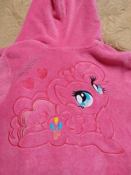 Szlafrok dziewczęcy My Little Pony r.116cm