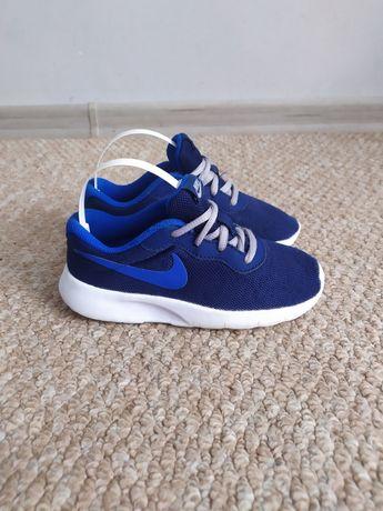 Синие кроссовки Nike 28-29 р на мальчика, кросовки сетка