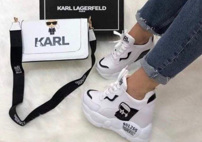 Buty Sneakersy Karl Lagerfeld 36 - 40