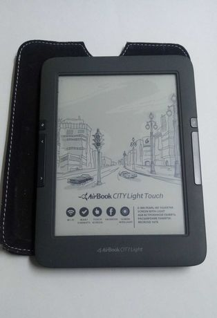 AirBook City Light б\у 6 дюймов