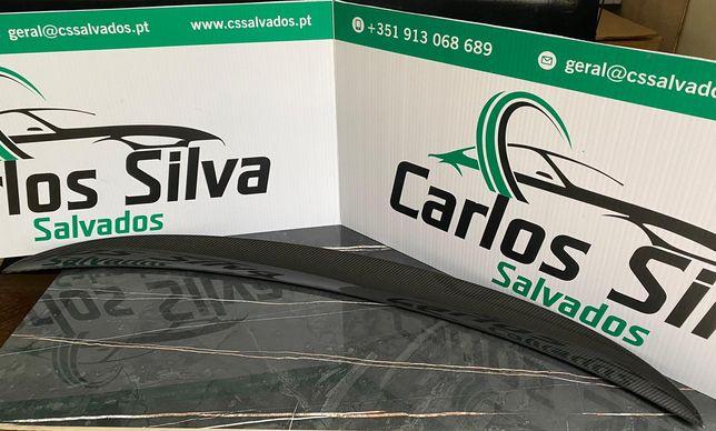 Spoiler da Mala em carbono F30