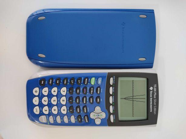Calculadora Gráfica Texas Instruments TI 84 Plus - Silver Edition