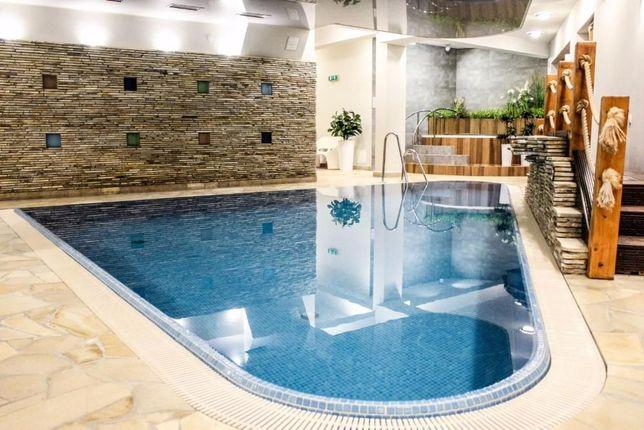 Apartamenty w Zakopanem + basen, sauna, siłownia, jacuzzi Viva Maria