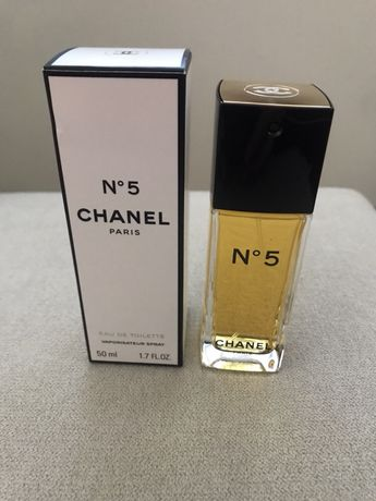 CHANEL N5 оригинал 50 мл., новые