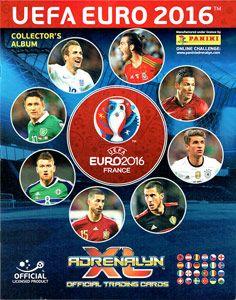 Seria kart UEFA Euro France 2016