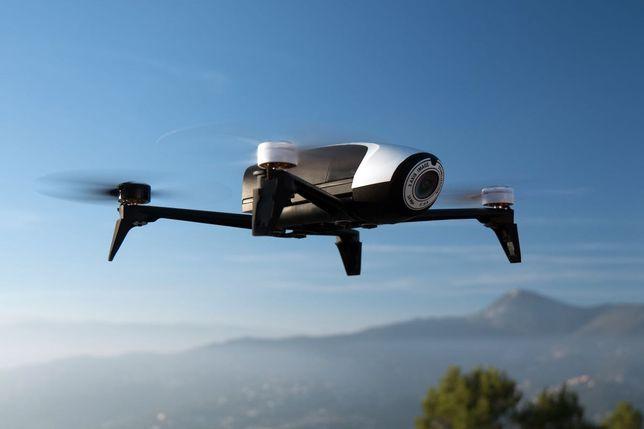Drone Parrot Bebop 2 FPV Pack - vários acessórios, 2 baterias, etc