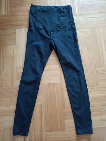Spodnie ciążowe h&m 40 rozmiar m/l mama