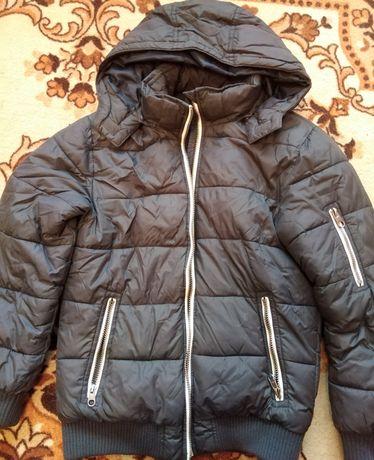 Курточка осінь-зима на хлопчика