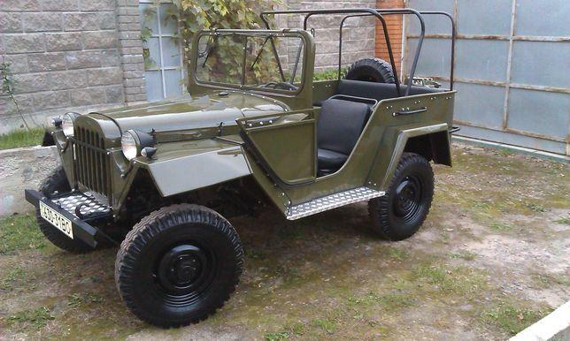 ГАЗ - 67 Б  1947г.в.